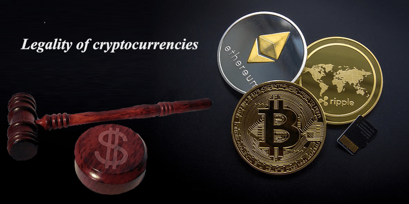 Legality of cryptocurrencies