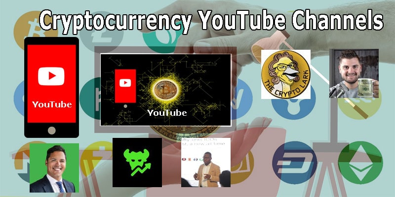 Cryptocurrency YouTube Popular Channels To Follow in 2019