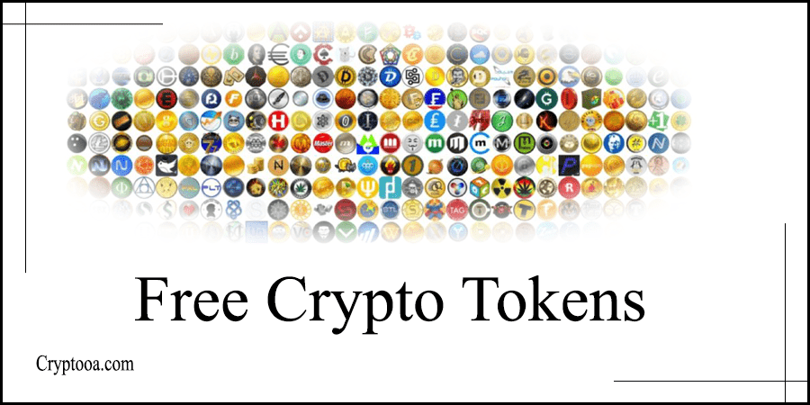 Free Crypto Tokens