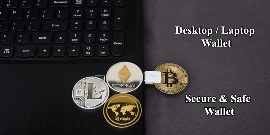 Desktop wallets