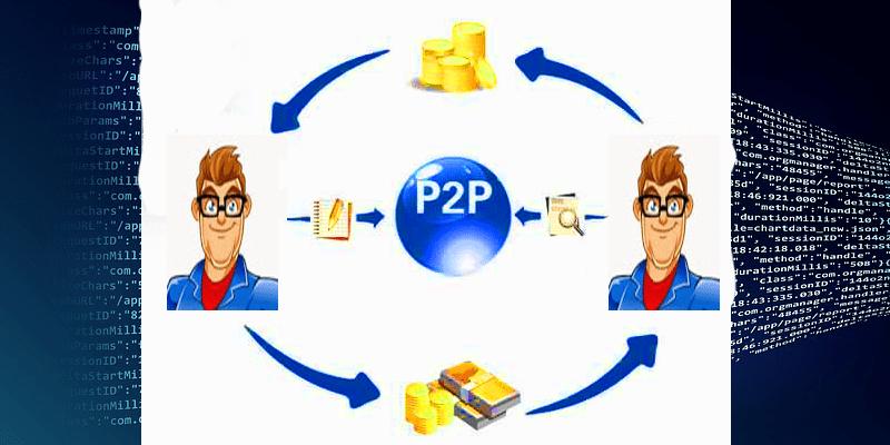 Peer to Peer Transaction