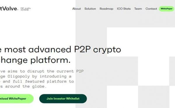 BitValve – P2P