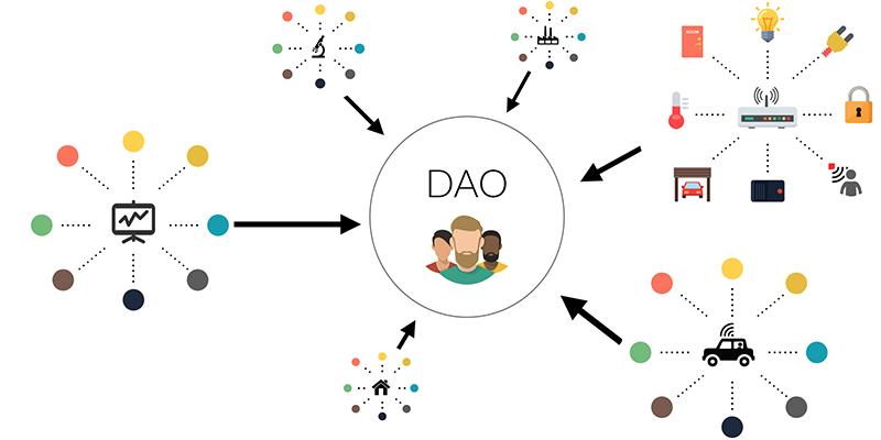 Decentralized Autonomous Organization (DAO)