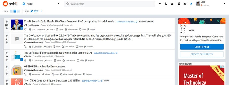 top 10 cryptocurrency forums