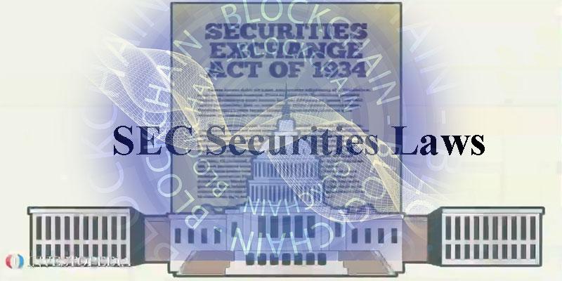 SEC Securities Laws