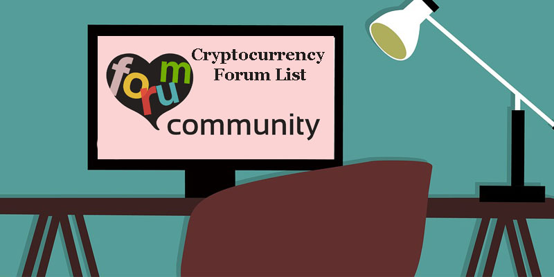 cryptocurrency forum list