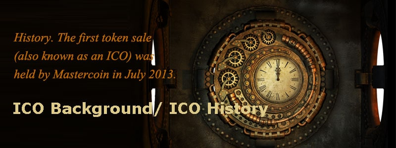 Background of ICO