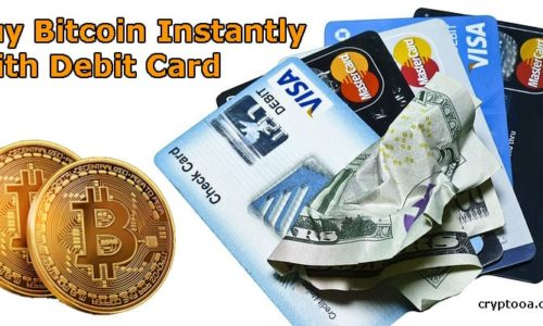How To Buy Bitcoin Instantly With Debit Card