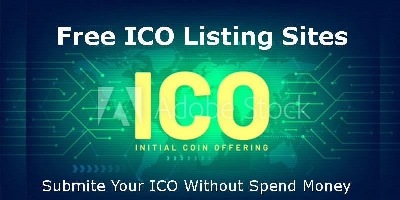 Top 10 Free ICO Listing Sites To Submit Your ICO Project