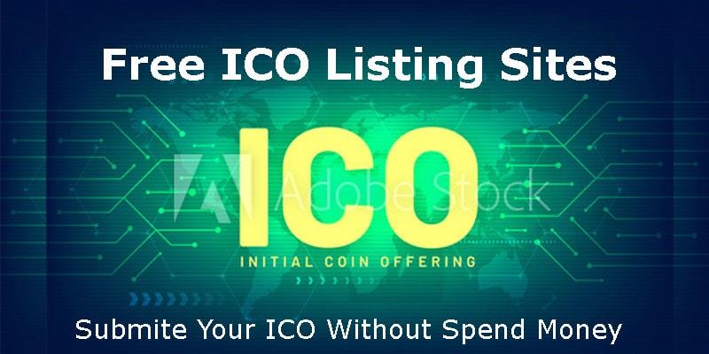 Free ICO Listing Sites