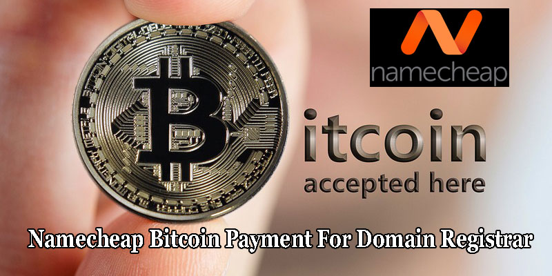 namecheap bitcoin payment