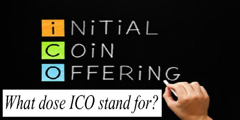 what does ICO stand for