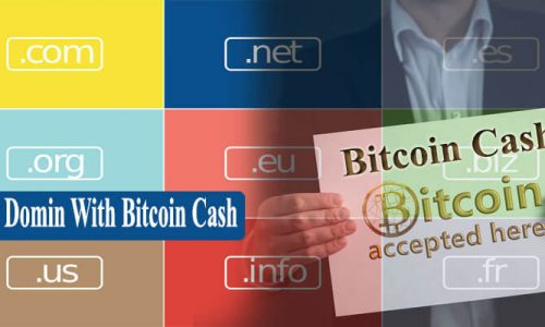 How to Buy Domain with Bitcoin Cash?