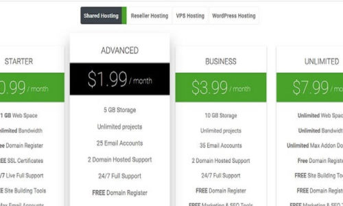 Buy cPanel with bitcoin from cheap web hosting