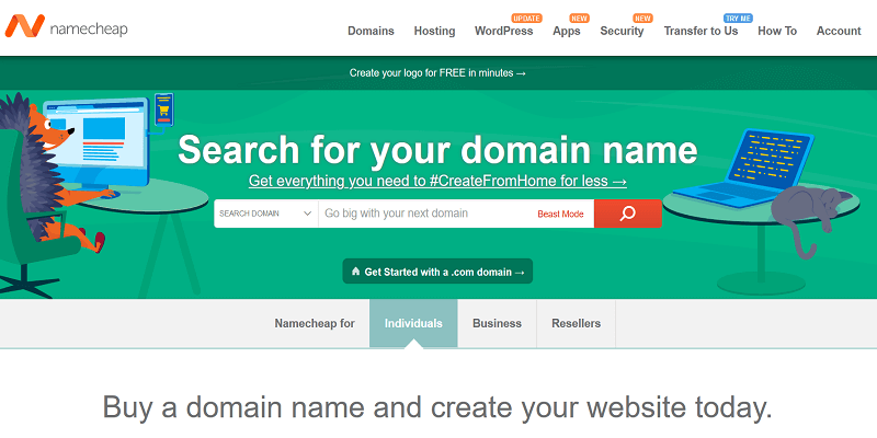 namecheep with btc payment