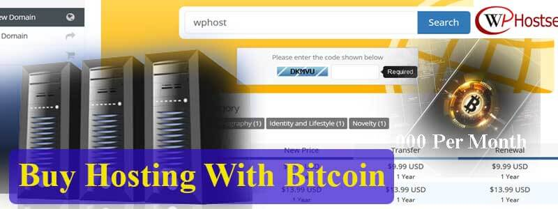 BUY HOSTING WITH BITCOIN ETHEREUM LITECOIN ETC