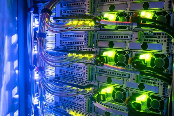 own server for web hosting company