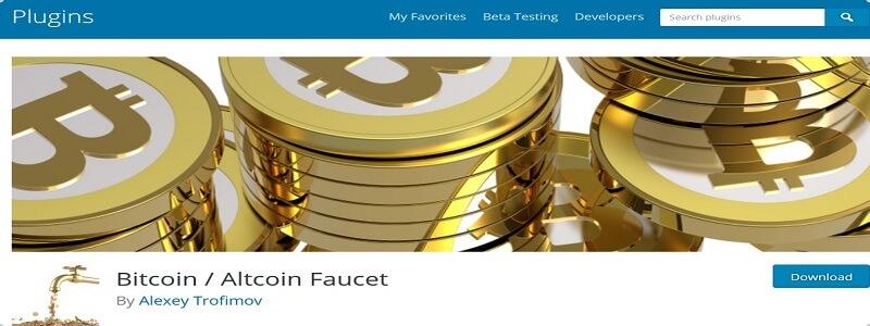 Bitcoin Faucet WordPress Plugin