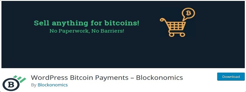Blockonomics payment gateway