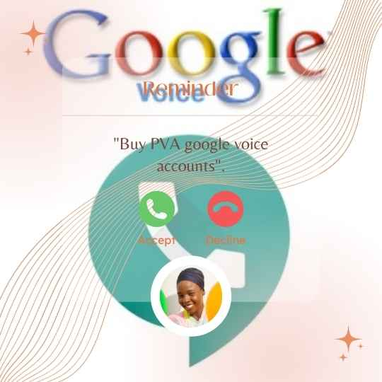 Buy PVA google voice accounts
